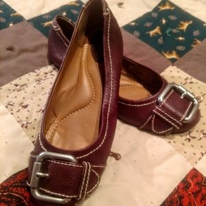 Fossil Flat Shoes
